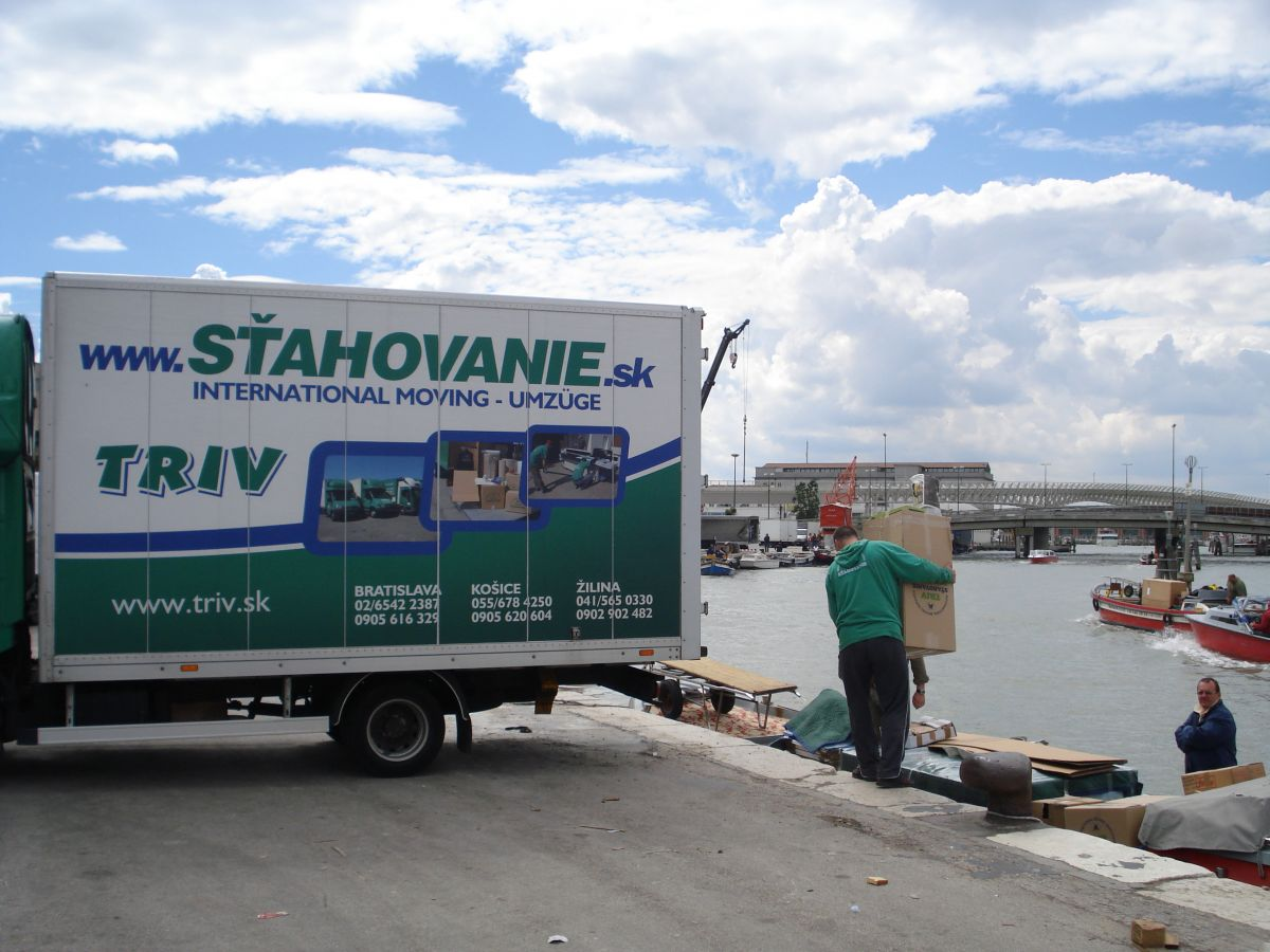 International Moving Service