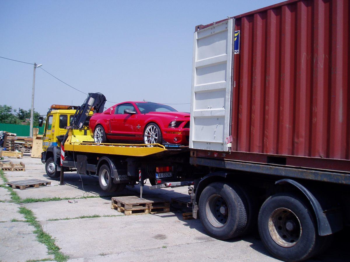 Preprava vozidiel