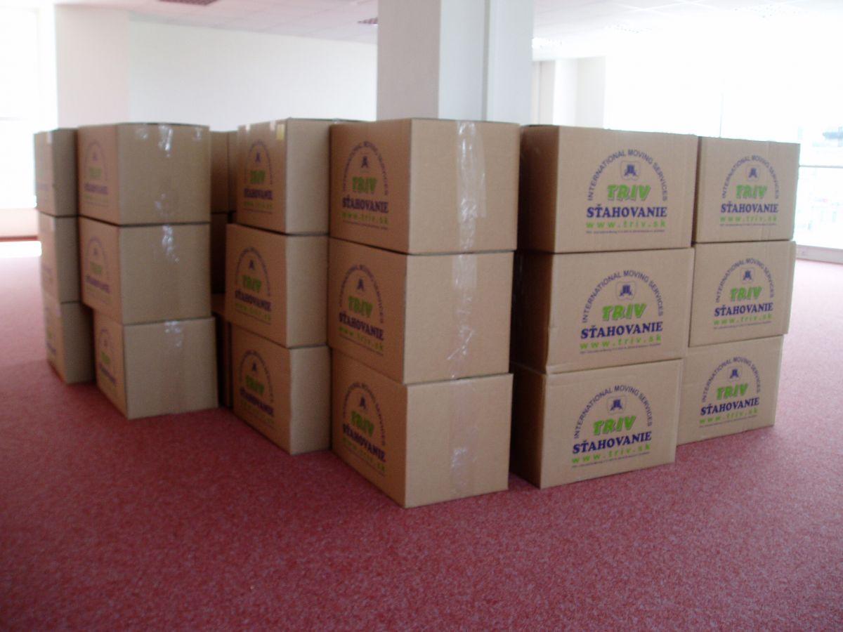 Sťahovanie kancelárie