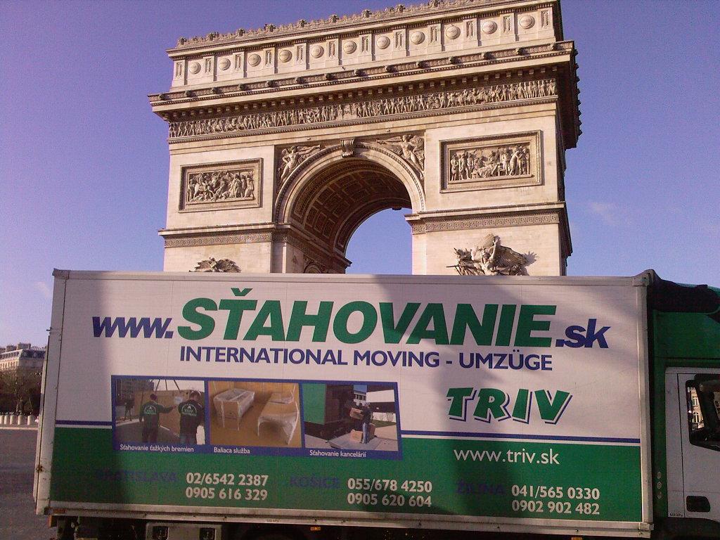 Sťahovanie na Slovensko - Moving to Slovakia