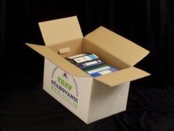 Krabica na sťahovanie STREDNÁ